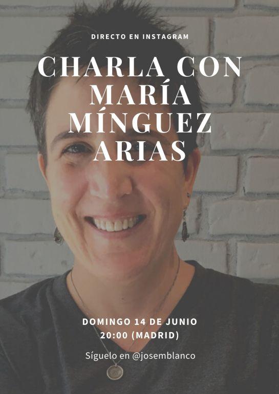 Directo story María Mínguez Arias