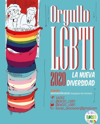 Orgullo 2020 Cartel